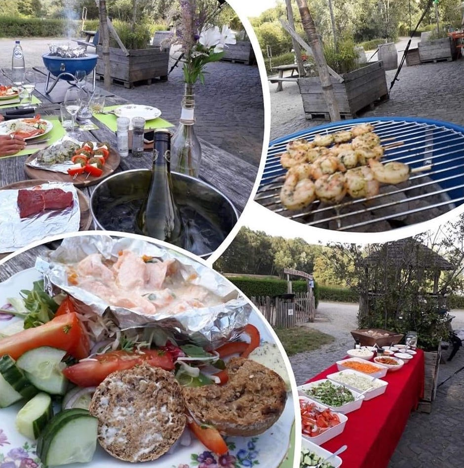 Tafelbarbecue