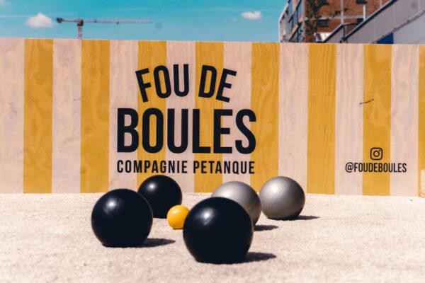 Petanque Plezier met Fou De Boules!